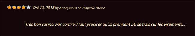 Avis Tropezia Palace 2