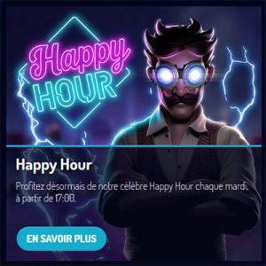 Happy Hour Lucky8
