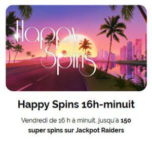 Happy Spin Azur Casino