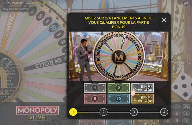 Monopoly Live Lucky31