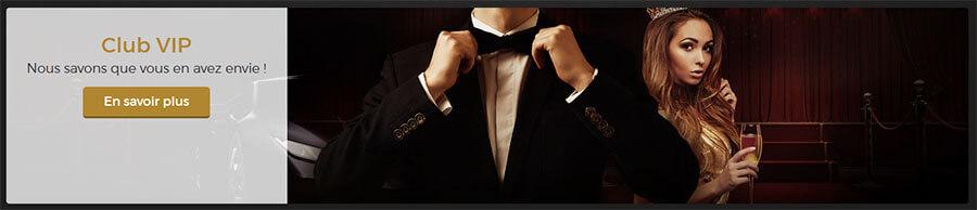 Club VIP Casino Extra