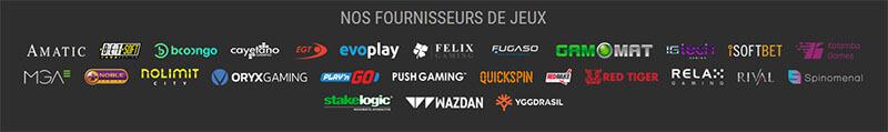 Editeurs de jeux Winoui