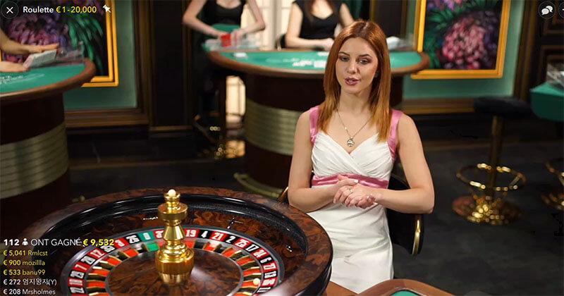 Roulette Casino Extra