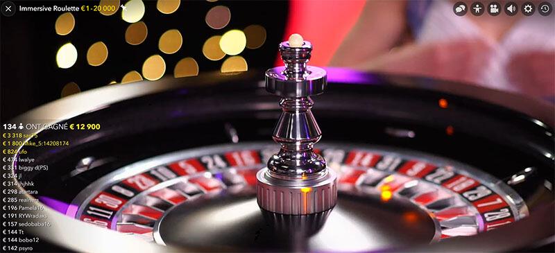 Roulette Live Casino FatBoss